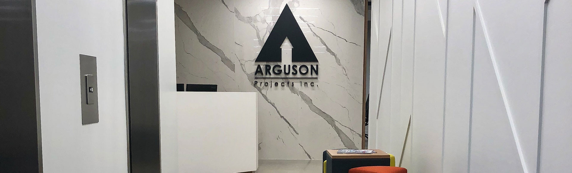 Arguson Projects Inc. – New Office and New Website